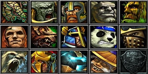 "I personaggi ""Legion Strength"" di Heroes of Newerth"