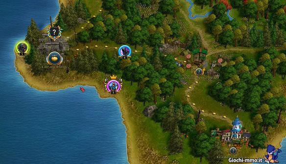 mappa KingsBounty