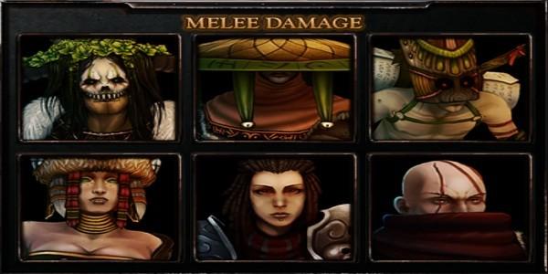"""Bloodline Champions: caratteristiche e skill dei personaggi """"Melee Damage"""""""