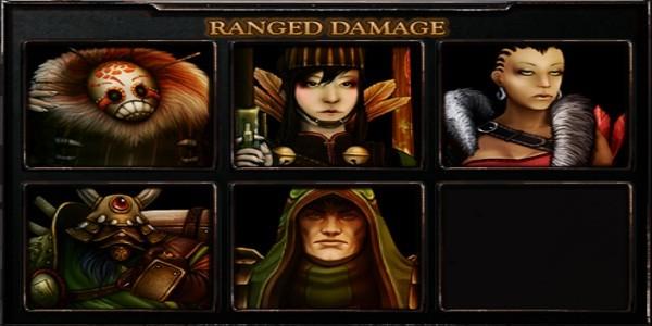 """Bloodline Champions: caratteristiche e skill dei personaggi """"Ranged Damage"""""""