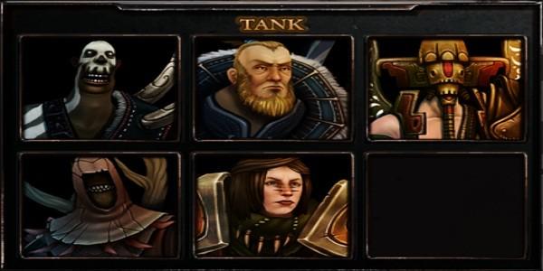 """Bloodline Champions: caratteristiche e skill dei personaggi """"Tank"""""""