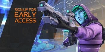 Energy Heroes: nuovo MOBA in terza persona