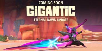 Gigantic: nuovo eroe con l'aggiornamento Eternal Dawn