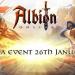 Albion Online: iniziata la fase Alpha Invernale