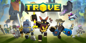 Trove: anteprima del nuovo MMORPG voxel-based