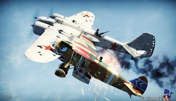 Aerei War Thunder