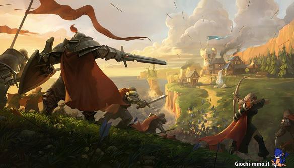 Albion Online MMORPG