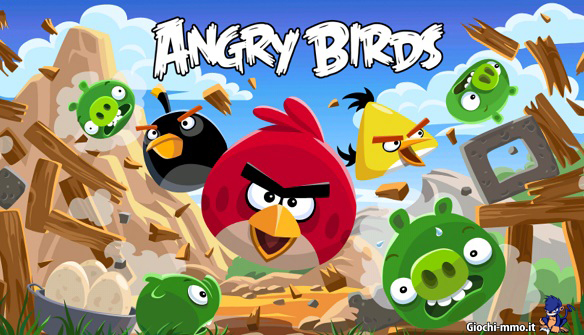 Angry Birds gioco mobile