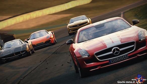 Automobili World of Speed