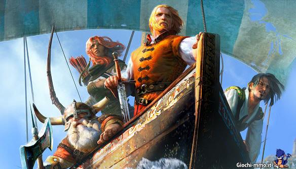 Avventurieri in nave Drakensang