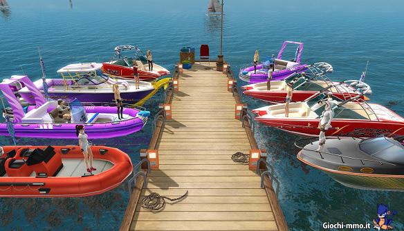 Barche Big Game Fishing