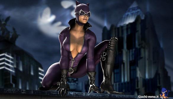 Catwoman DC Universe