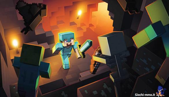 Combattente Minecraft