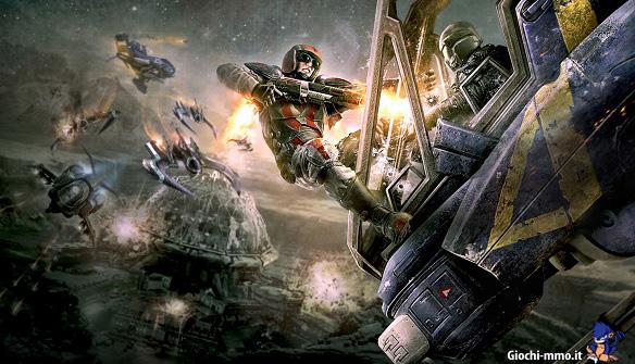 Combattimento PlanetSide 2