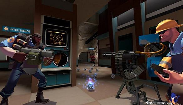 Combattimento Team Fortress 2