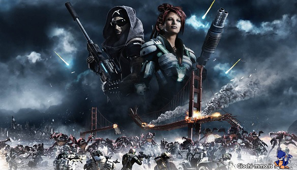 Defiance MMO