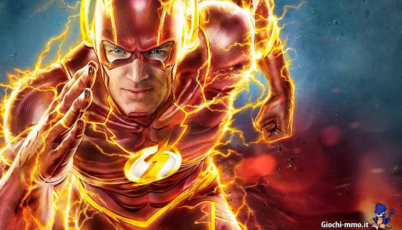 Flash Infinite Crisis