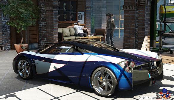 Garage World of Speed