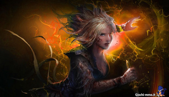 Guerriera path of exile