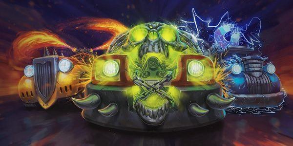 Heavy Metal Machines: gioco d'azione e corse automobilistiche