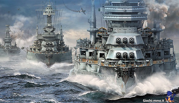 Navi World of Warships