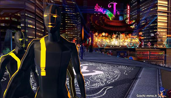 Otherland gioco futuristico