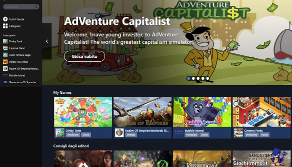 pagina-principale-facebook-gameroom