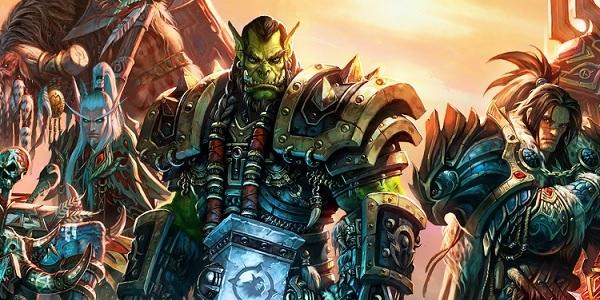 Personaggi Warcraft