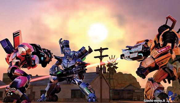 Robot-Transformers-Universe
