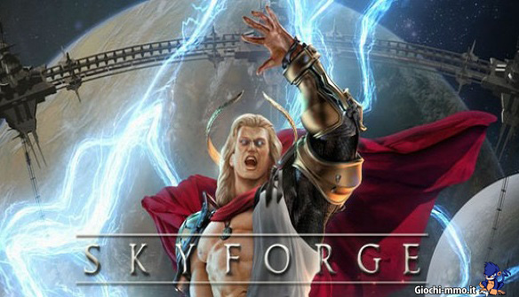 SkyForge MMO