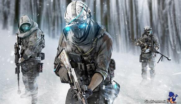 Soldati Tom Clancy's Ghost Recon Phantoms