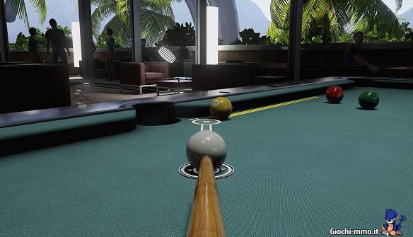 Stecca Pool Nation FX Lite