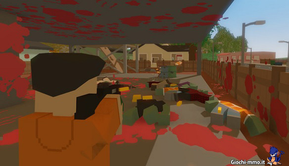 Strage Unturned