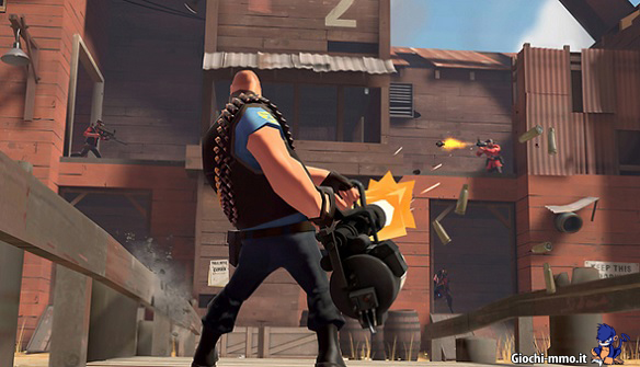 Team Fortress 2 MMO