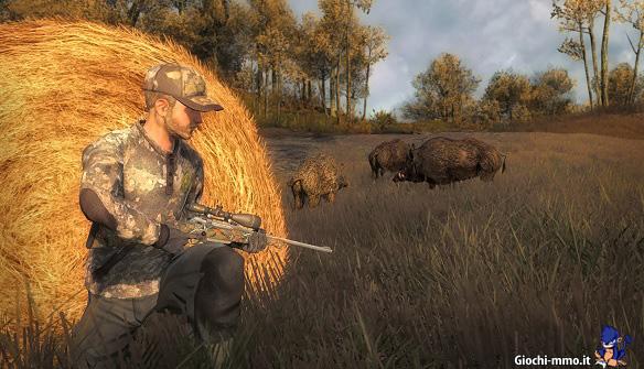 the-hunter-gioco