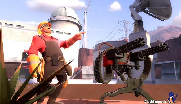 Torretta ingegnere Team Fortress 2