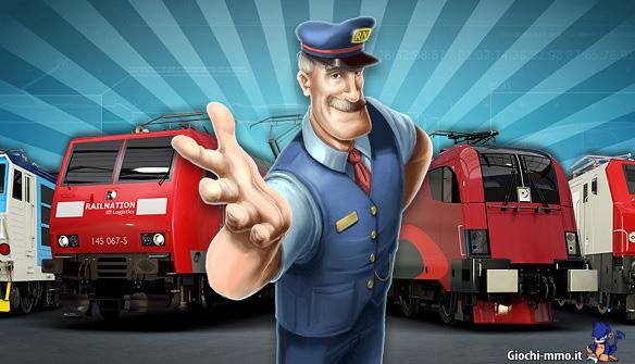Treni Rail Nation