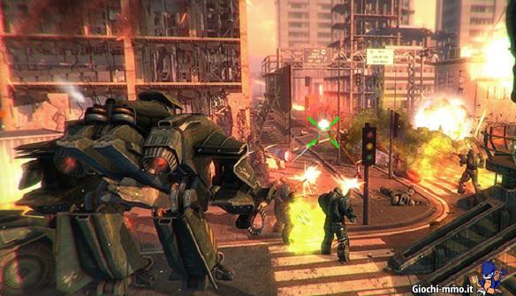 battaglia Universum War Front