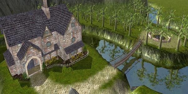 casa in gameguru