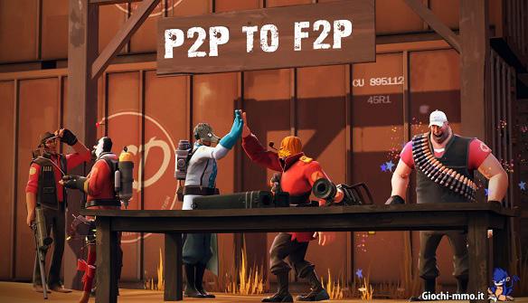 da P2P a F2P