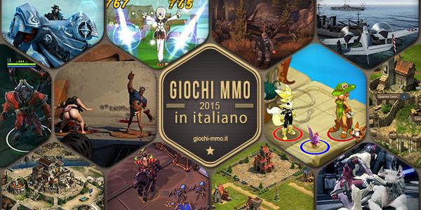 12 Giochi MMO in italiano per l'estate (2015)
