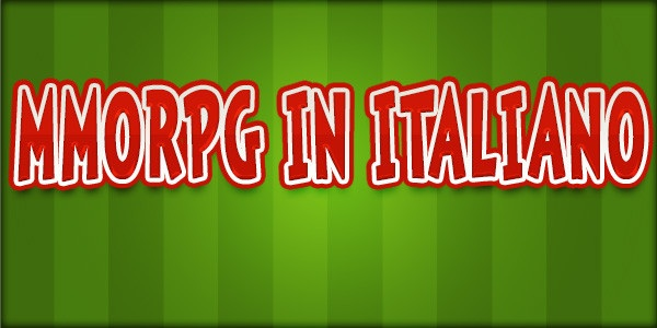 mmorpg in italiano lista
